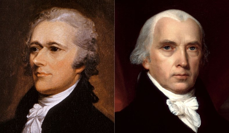 "Democracy in ""The Federalist"""